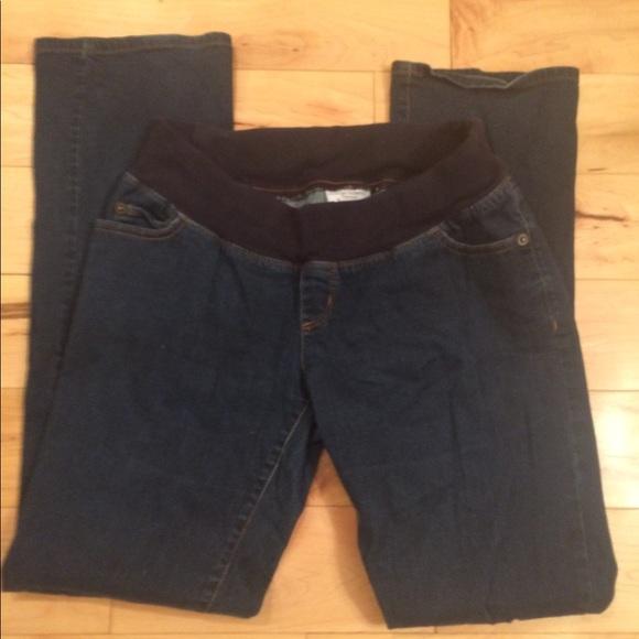 a29c5057a68b1 Liz Lange Denim - SALE Liz Lange maternity jeans size 4